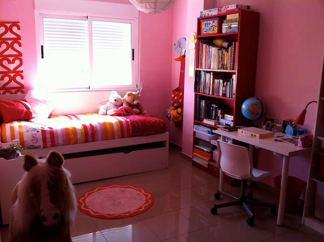 Separate bedroom with bathroom - Murcia - Bed & Breakfast