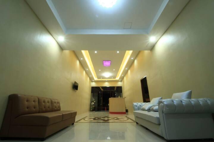 Hotel nyaman dan murah
