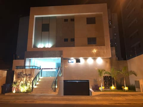 Apartamento adorável na Praia de Manaíra
