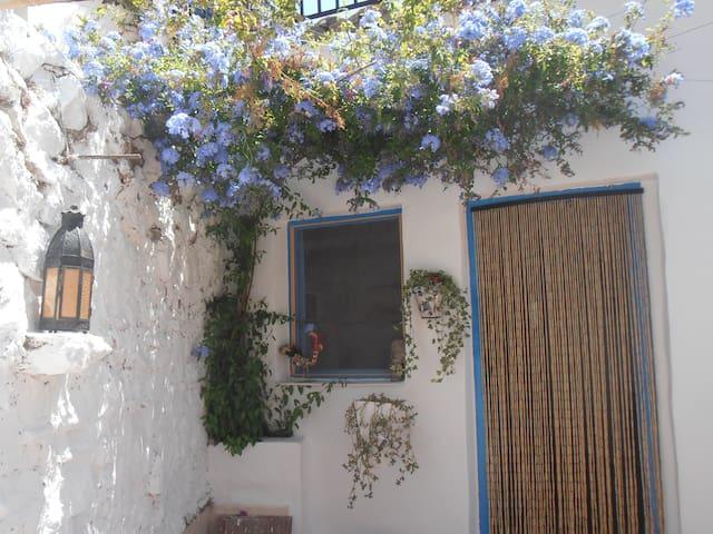 Casita azul   - Darrícal - Rumah