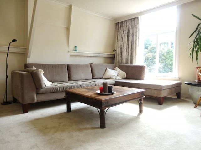 Luxury Apartment/Suite with balcony (on SW) - Den Haag - Appartement