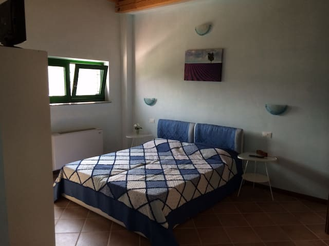 "Room ""Agriturismo La Valbona"" - Travacò siccomario - Bed & Breakfast"