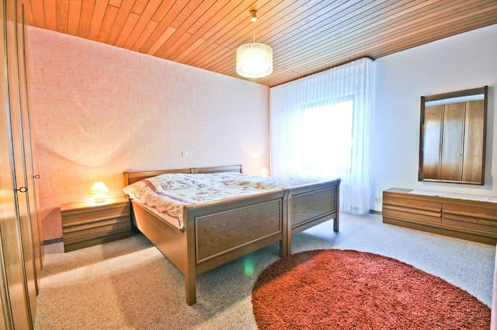 """große Wohnung """"Storchennest"""" - Sandbostel - Leilighet"""