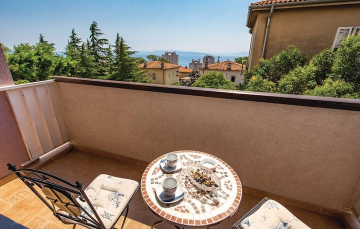 Lovely apartment near center of Rijeka