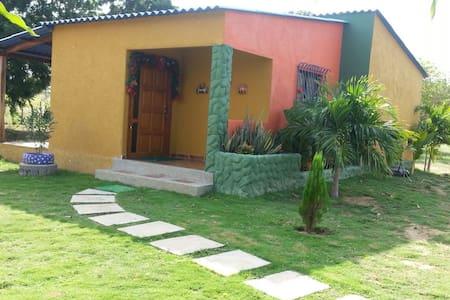 Casa Finca Villa Lupe - Riohacha - Blockhütte