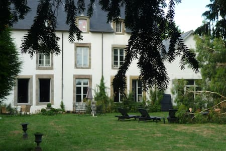 MANOIR.  5/6 Couchages - St-Malo