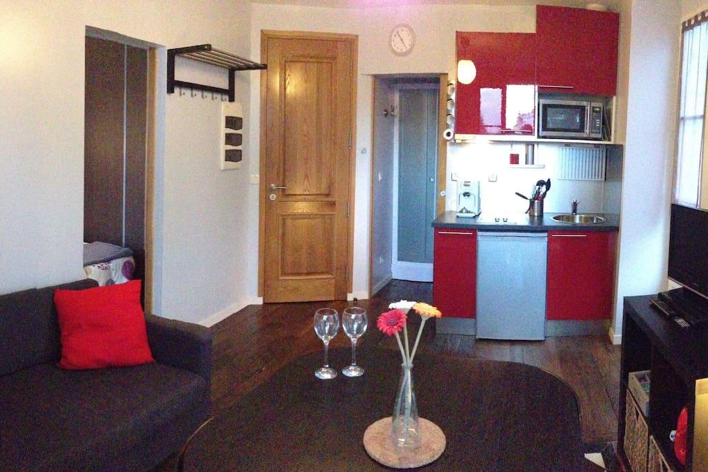 Appartement t2 bagneres de bigorre apartments for rent in bagn res de bigorre midi pyr n es - Office tourisme bagneres de bigorre ...