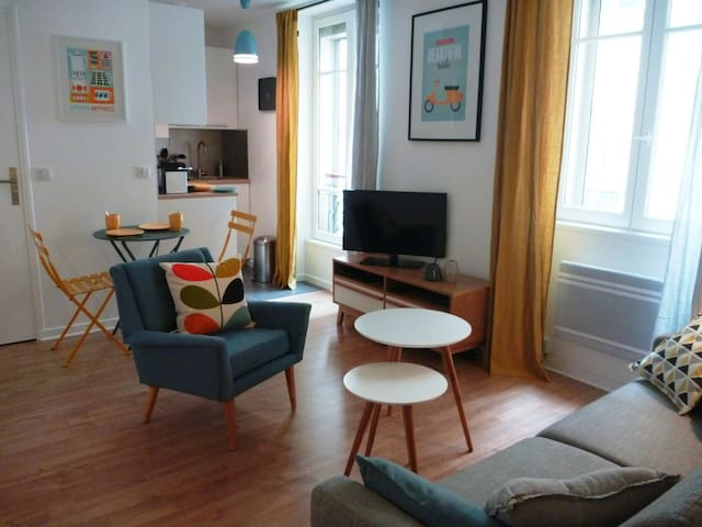 WELCOME TO MONTMARTRE - Paris - Apartemen