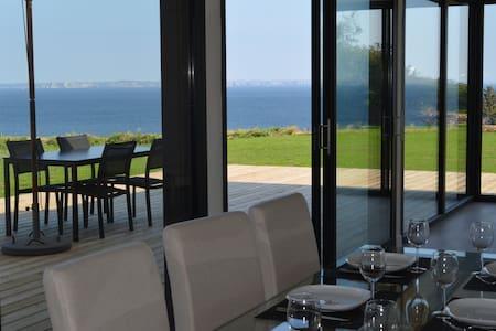 Villa Ponant 4**** vue mer panoramique d'exception - Plougonvelin - Villa