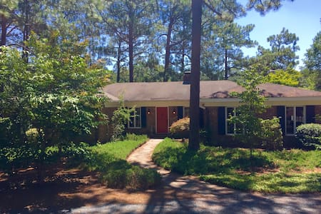 Golf Front Home on Pine Needles - Southern Pines