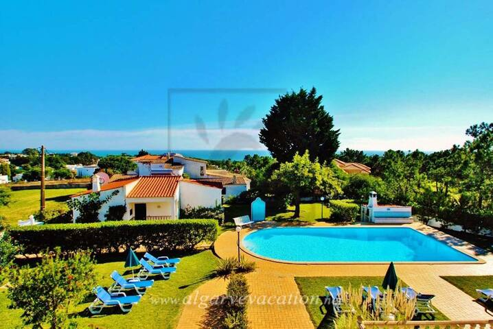 LOVELY 2 BED APART,SEA VIEW,FREE HEATED POOL,BV 3 - Albufeira - Byt