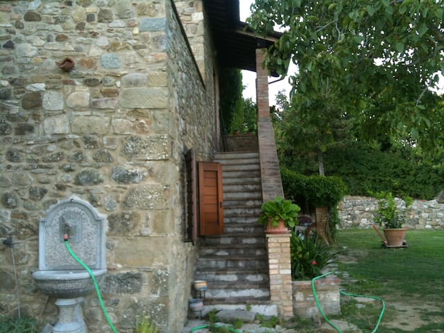 Rural Hospitality in Sant'Anna - Umbertide - Apartment