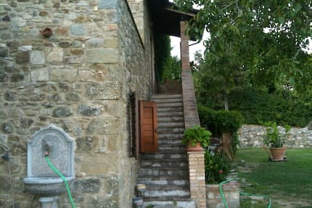 Rural Hospitality in Sant'Anna - Umbertide - Wohnung