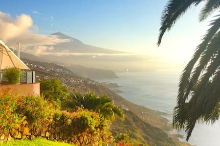 House with best views in Tenerife! - Rumah