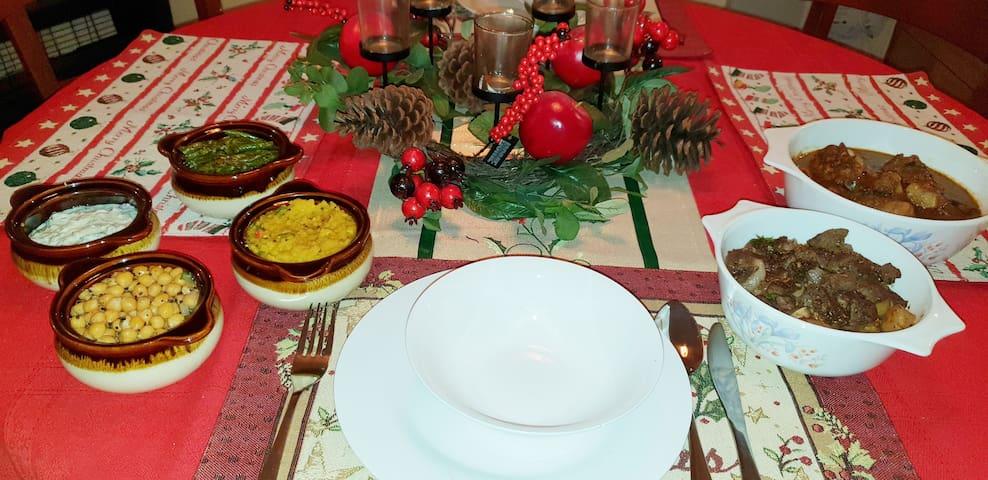 Sri Lankan Lunch/Dinner