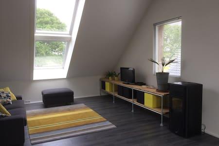 Appartement met uitzicht op de wijngaard percelen - Wohnung