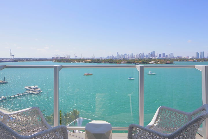 BAY VIEW BALCONY 6 MONTH SUPER SPECIAL INQUIRE