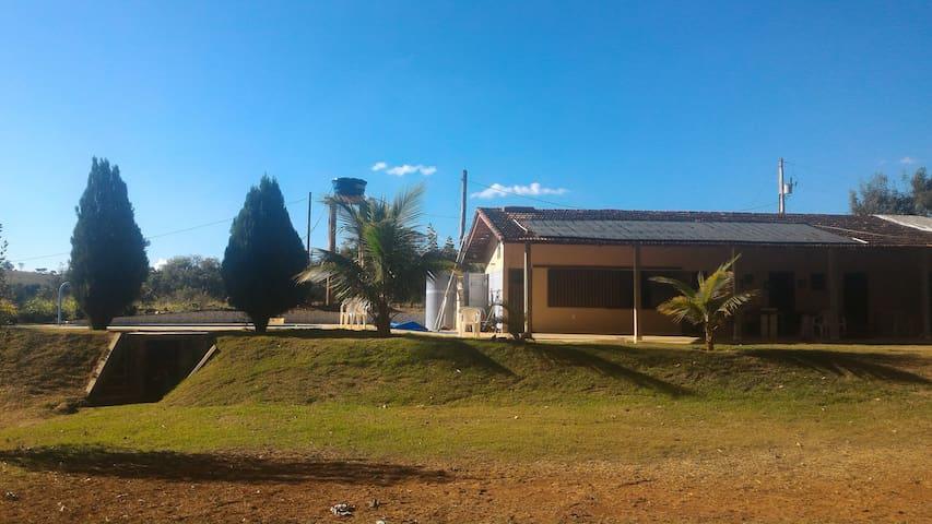 Rancho Ecologico da Canastra - Suíte 01 - Tucano