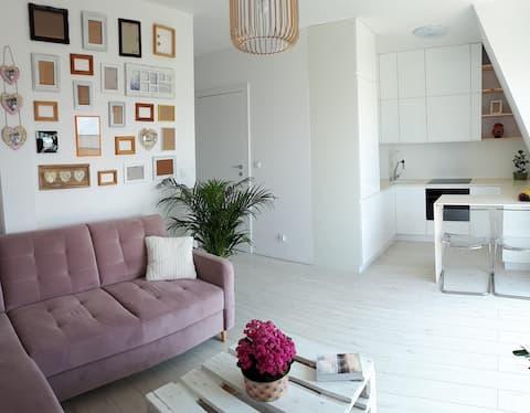 Apartament SKYblue
