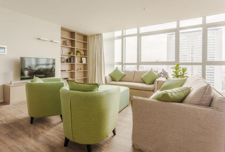 Amazing & modern new flat in Galfa Tower, 83060