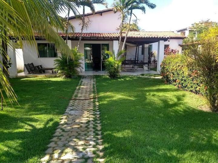 Ótima casa 5/4 em Barra do Jacuipe