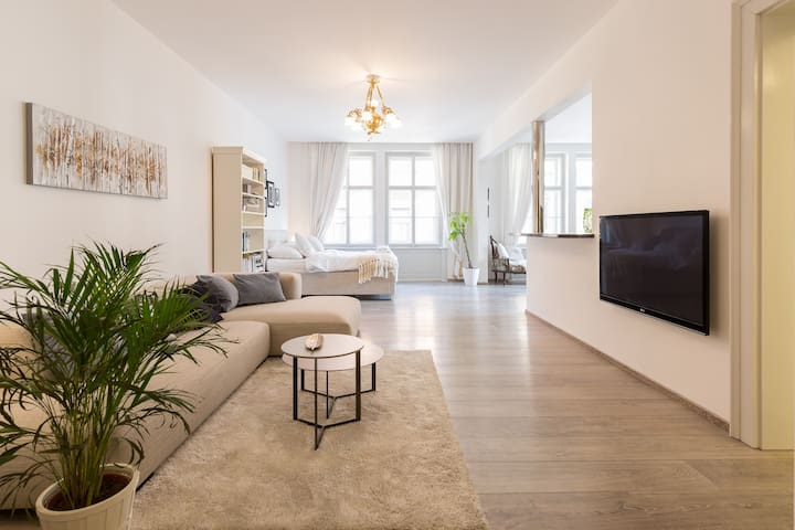 Spacious studio in the heart of Old Town centre - Praha