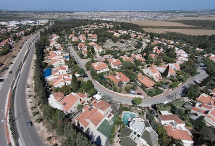 Perfect house in the periphery for families - Kokhav Ya'ir Tzur Yigal - Casa