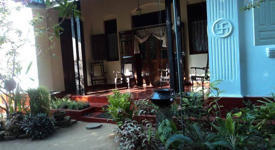 Walauwa The Villa Ahungalla - Ahungalla - Huvila