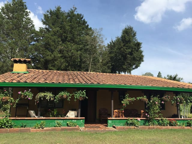 Country house - Guarne, Antioquia - Guarne - Huis