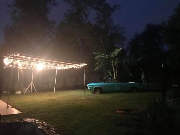 Quinta en Santiago N,L área de Camping y Eventos