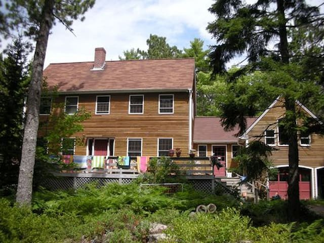 Hall Quarry House, Weekly rental - Mount Desert - Casa