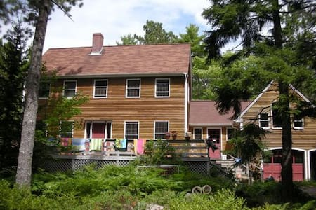 Hall Quarry House, Weekly rental - Mount Desert - Haus