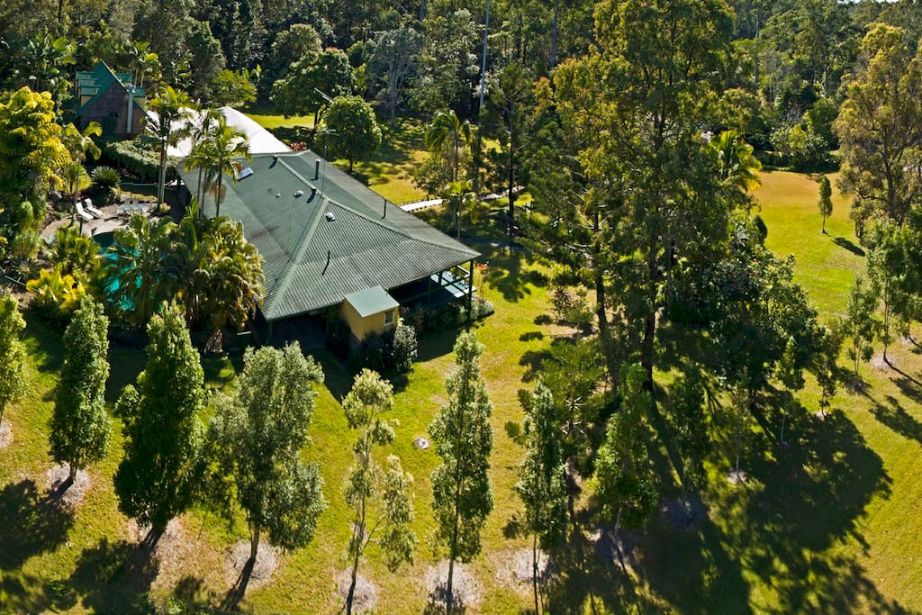 10 Acre Estate at Coolibah Downs Private Estate