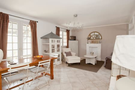 Cute country house with sunny terrace - Maison 10