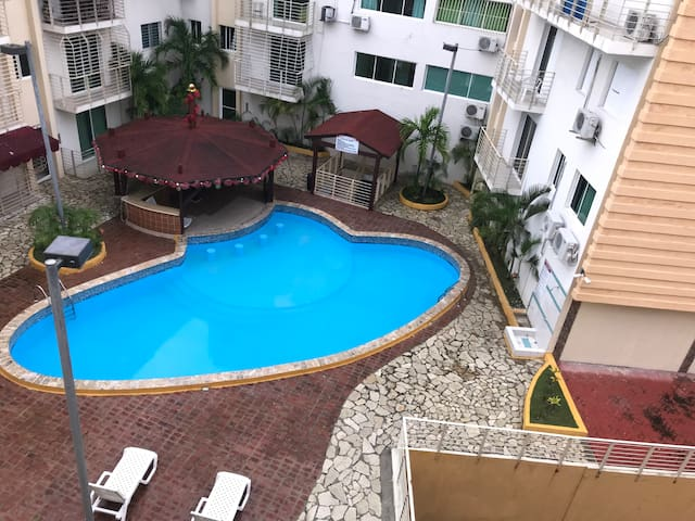 Bienvenido a D' Alessandro Vacational Condominiums