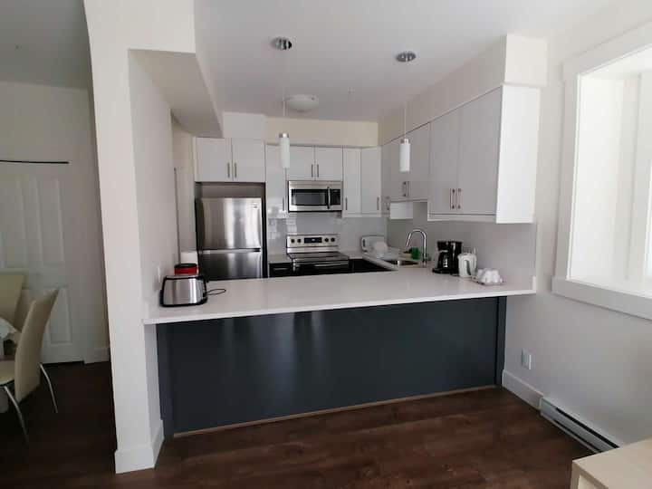 Brand New Home with 2 Bedrooms