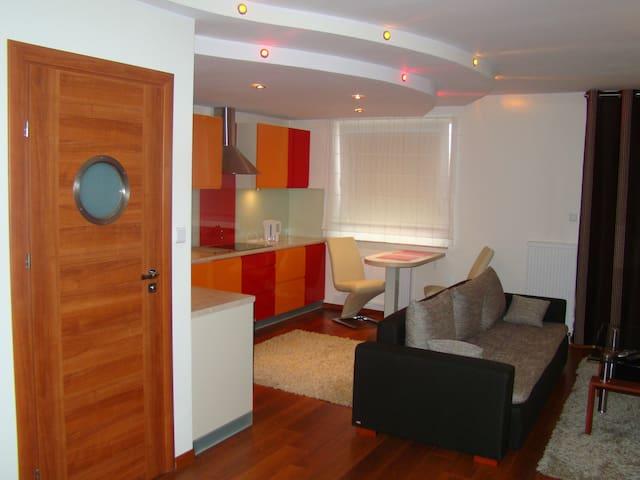 Apartament dla zakochanych - Gdańsk - Appartement