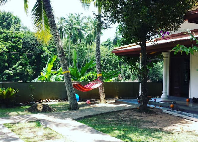 Monkey Paradise - small guest house near Unawatuna - Galle - Apartament