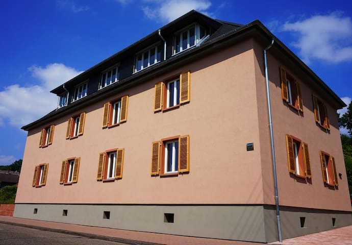 Altes Zollhaus Fischbach