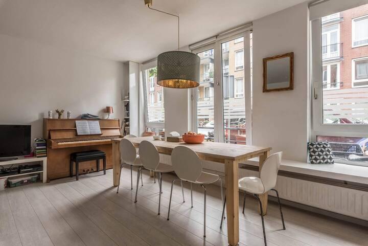 Stylish Amsterdam city centre apartment
