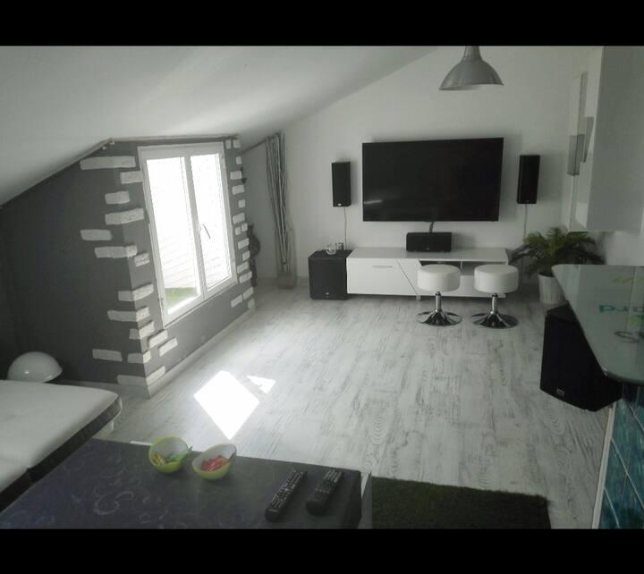 Apartamento céntrico en la ciudad de Oviedo