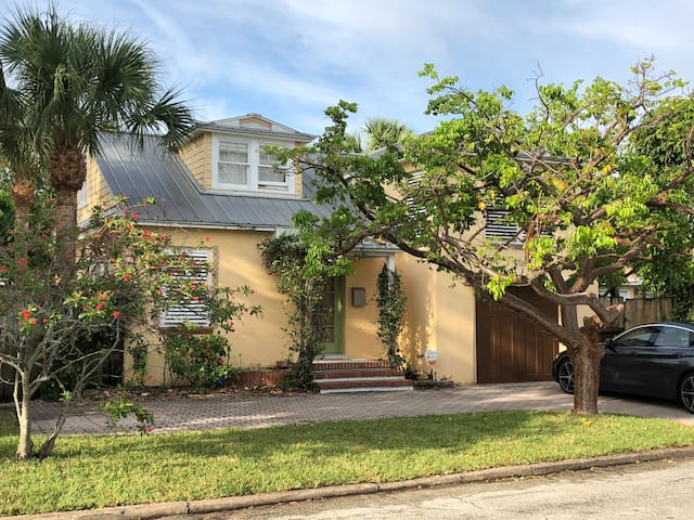 Historic Key West Style Home