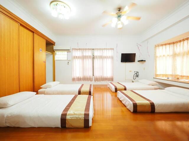 和室四人房 - Fanlu Township - Minsu (Taiwan)