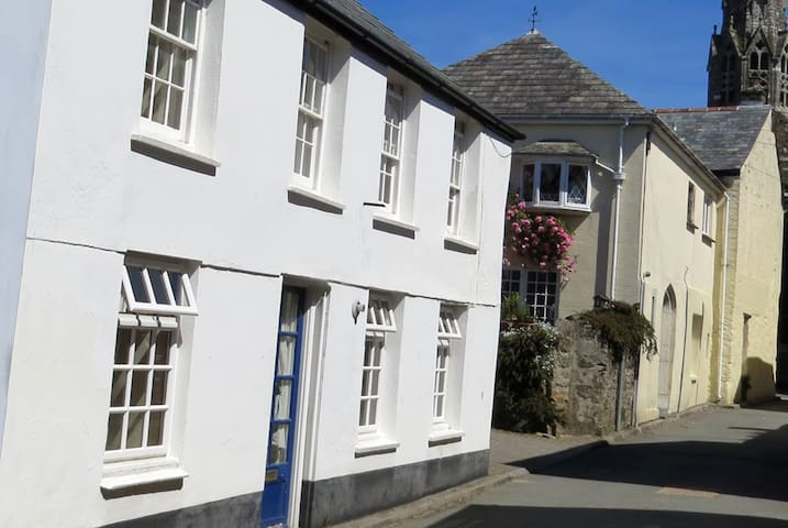 Harmony Cottage - a cosy Cornish home from home - Lostwithiel - Rumah