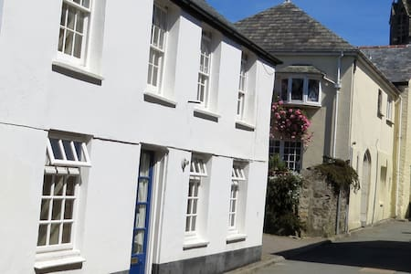 Harmony Cottage - a cosy Cornish home from home - Lostwithiel - Casa