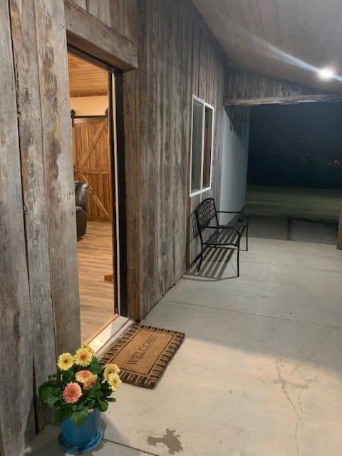 The Crib, Corning KS - Master Suite
