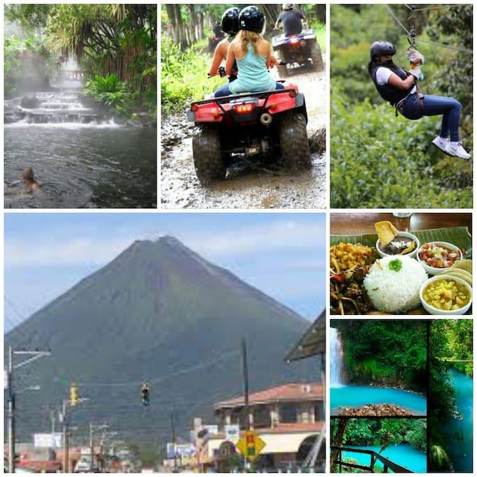 Opciones para tener unas fabulosas e innolvidable experiencias de la zona de 25 a 40 minutos del lugar