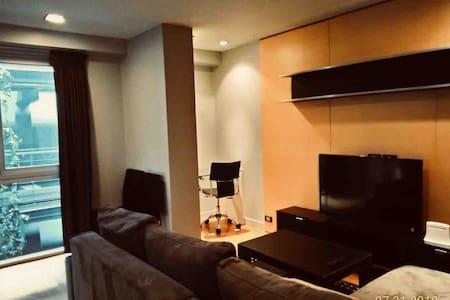 CBD Modern Luxury Suite 2BED80SQM 1minBTS FreeWifi