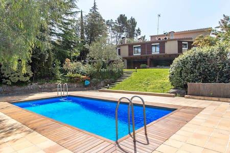 Catalunya Casas: Fabuleuse villa à Airesol à 25 km de Barcelone !