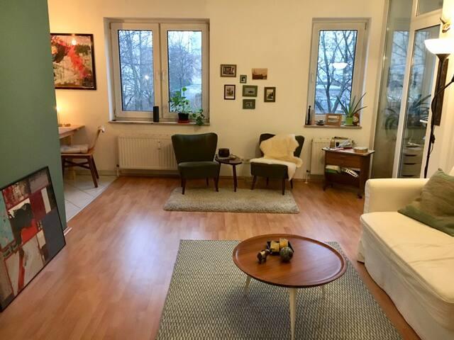 Oase der Ruhe in der Mitte Berlins